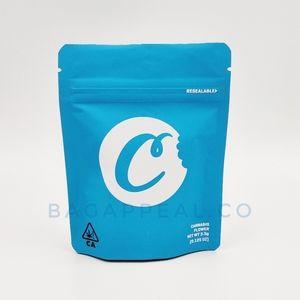 Cookies SF EMPTY Mylar Storage Bag 3.5g